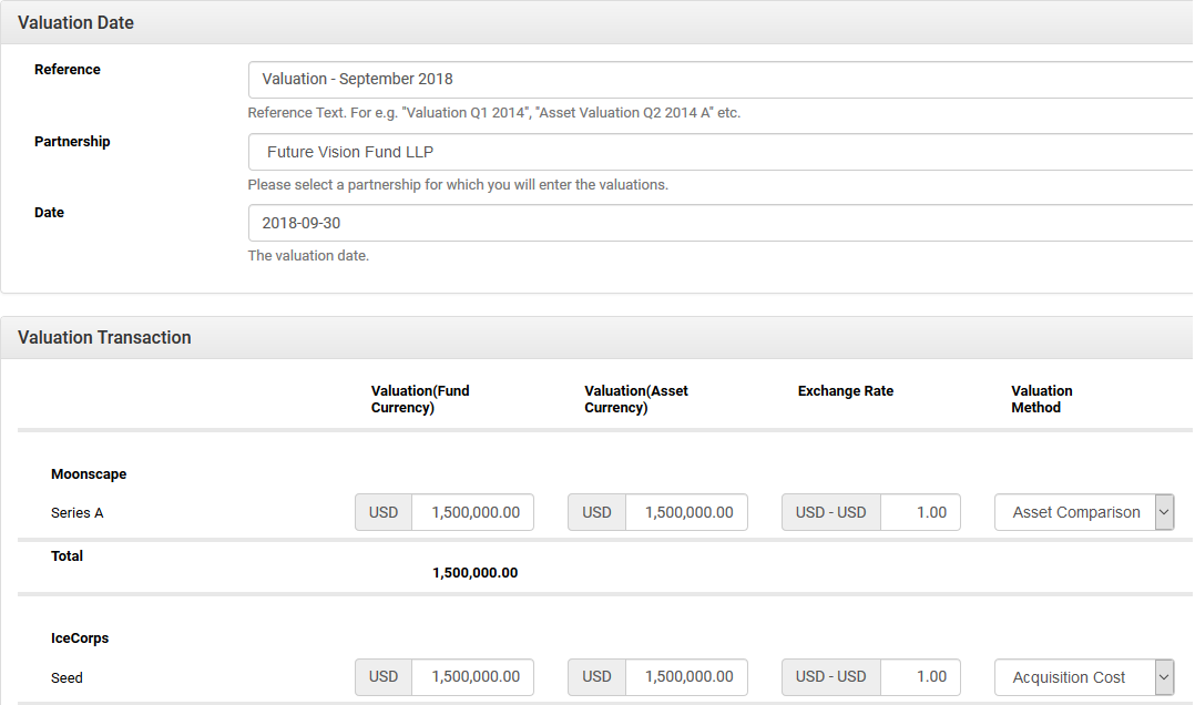 Fund Administration Software | Fundwave